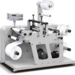 Продольно-резательная машина с секцией ротационной высечки DKG-320/450