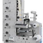 Флексографическая машина для печати этикетокZBS-320/450