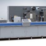 Машина для ротационной/полуротационной высечки этикеток ZM-320