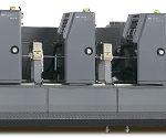 Офсетная узкорулонная машина для печати этикеток ZX-320/450